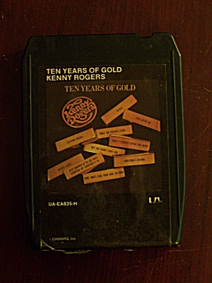 Ten Years Of Gold Kenny Rogers