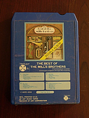 The Best Of The Mills Brother (Image1)