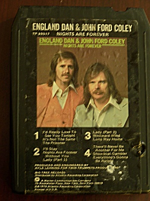 England Dan & John Ford Coley  Nights Are Forever (Image1)