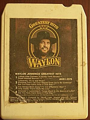 Waylon Jennings Greatest Hits (Image1)