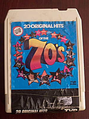 "20 Original Hits Of The 70""s"