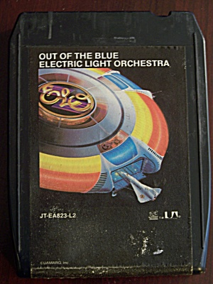 Out Of Blue  Electric Light Orchestra (Image1)