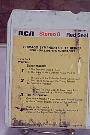 Chicago Symphony/Fritz Reiner (Image1)