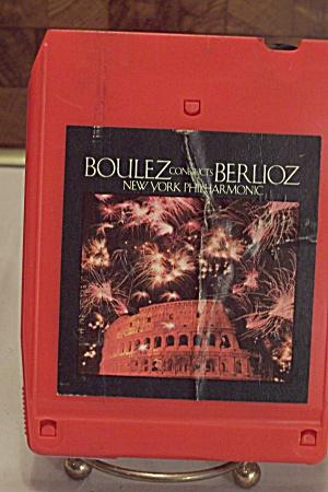 Boulez Conducts Berlioz New York Philharmonic (Image1)