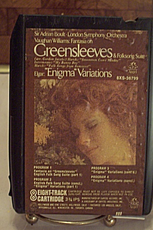 Greensleeves & Folksong Suite (Image1)