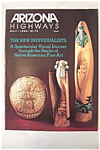 Arizona Highways, Vol. 62, No. 5, May 1986 (Image1)