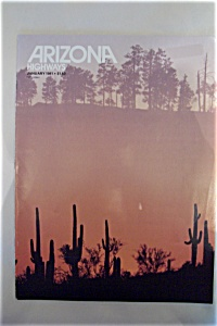Arizona Highways, Vol. 57, No. 1, January 1981 (Image1)