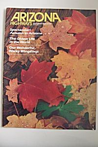 Arizona Highways, Vol. 61, No. 10, October 1985 (Image1)