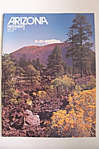 Arizona Highways, Vol. 54, No. 7, July 1978