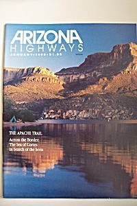 Arizona Highways, Vol. 65, No. 1, January 1989 (Image1)