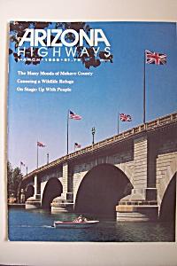 Arizona Highways, Vol. 64, No. 3, March 1988 (Image1)