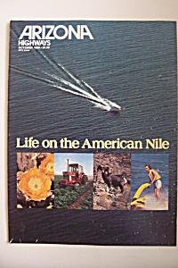Arizona Highways, Vol. 56, No. 10, October 1980 (Image1)