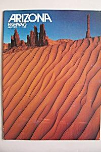 Arizona Highways, Vol. 55, No. 7, July 1979 (Image1)