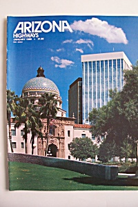 Arizona Highways, Vol. 56, No. 1, January 1980 (Image1)
