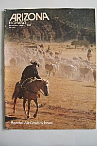 Arizona Highways, Vol. 56, No. 2, February 1980 (Image1)