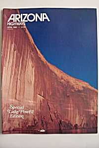 Arizona Highways, Vol. 58, No. 4, April 1982 (Image1)