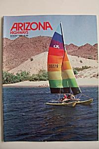 Arizona Highways, Vol. 58, No. 8, August 1982 (Image1)