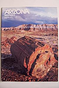 Arizona Highways, Vol. 59, No. 2, February 1983 (Image1)