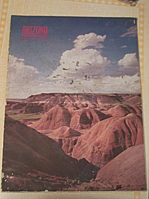 Arizona Highways, Volume 32, No. 5, May 1955 (Image1)