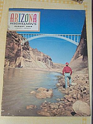 Arizona Highways, Volume 35, No. 8, August 1959 (Image1)