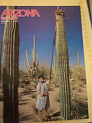 Arizona Highways, Volume 59, No. 4, April 1983 (Image1)