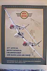 Reno Above and Beyond Air Races (Image1)