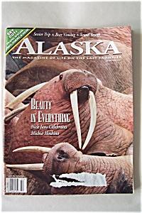 Alaska Magazine, Vol. 63, No. 1, February 1997 (Image1)
