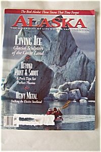 Alaska Magazine, Vol. 64, No. 1, February 1998 (Image1)