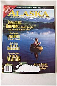 Alaska Magazine, Vol. 64, No. 3, April 1998 (Image1)