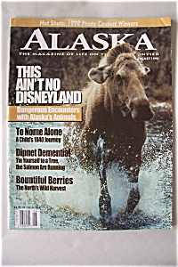 Alaska Magazine, Vol. 64, No. 6, August 1998 (Image1)