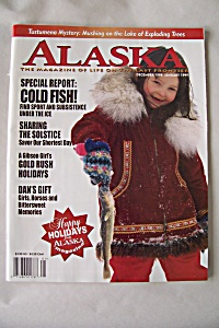 Alaska Magazine, Vol. 64, No. 10, Dec 1998 & Jan. 1999 (Image1)