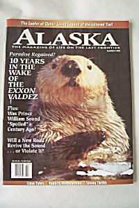 Alaska Magazine, Vol. 65, No. 2, March 1999 (Image1)