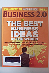 Business 2.0, Vol. 6, No. 7, August 2005 (Image1)