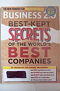 Business 2.0, Vol. 7, No. 3, April 2006 (Image1)