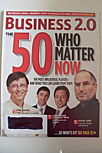 Business 2.0, Vol. 7, No. 6, July 2006 (Image1)