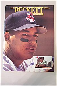 Beckett Baseball Card Monthly, Vol.11,No.7,Iaaue#112 (Image1)