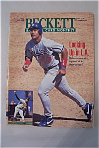 Beckett Baseball Card Monthly,Vol.11,No.12,Issue#117 (Image1)