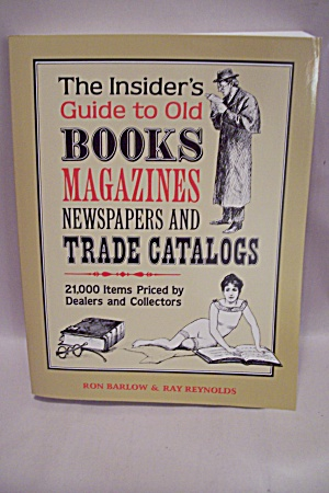 The Insider's Guide to Old Books, Magazines, Newspapers (Image1)