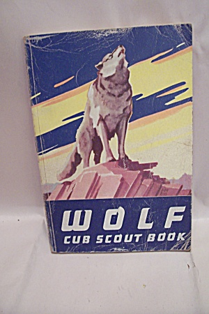Wolf Cub Scout Book (Image1)