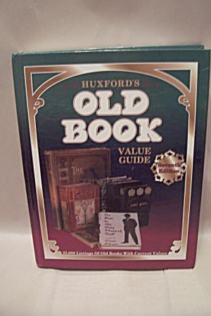 Huxford's Old Book Value Guide (Image1)