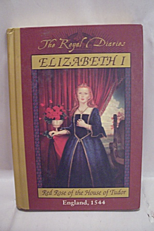Elizabeth I, Red Rose of the House of Tudor, England (Image1)