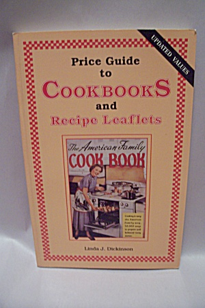 Price Guide To Cookbooks And Recipe Leaflets (Image1)