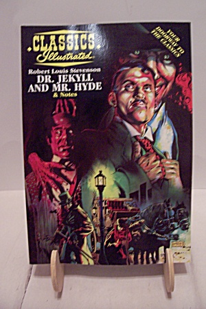 Dr. Jekyll And Mr. Hyde & Notes (Image1)