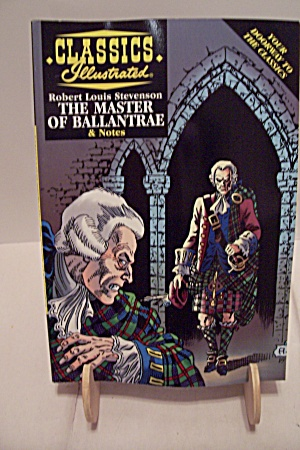 The Master Of Ballantrae & Notes (Image1)