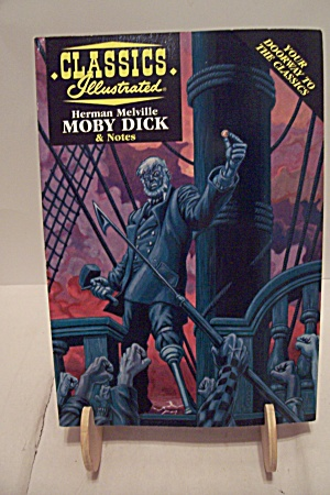 Moby Dick & Notes (Image1)