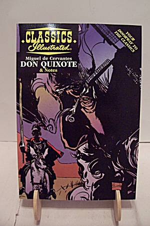 Don Quixote & Notes (Image1)