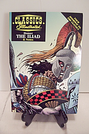 The Iliad & Notes (Image1)