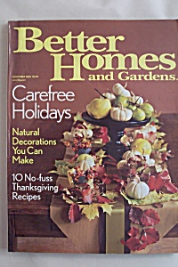 Better Homes & Gardens, Vol.82, No.11,November 2004 (Image1)