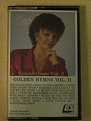 Cristy Lane   Golden Hymns Vol. II (Image1)