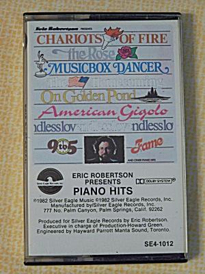 Eric Robertson Presents Piano Hits (Image1)